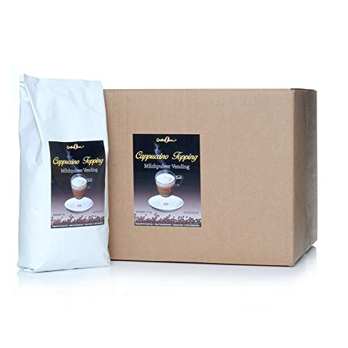 Gastrosun Topping Milchpulver auch als Kaffeeweißer 1000g Instant Vending Office 10er Pack