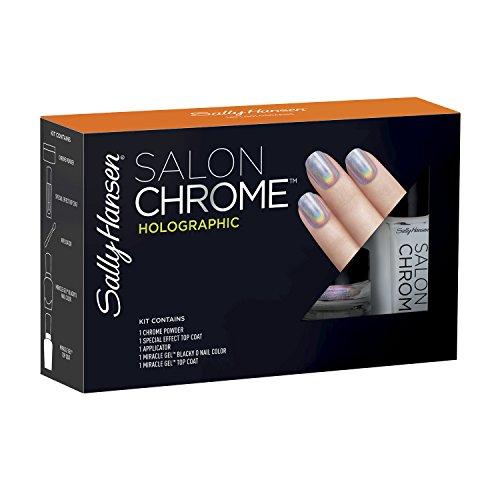 Sally Hansen Salon Chrome kit.