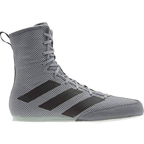 adidas Herren Box Hog 3 Boxschuhe Grau, 36