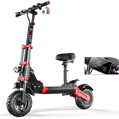 Likai Scooter Elektrische Scooter Volwassen Mini Elektrische Auto 12 Inch Off-road Schokabsorptie Klein Luchtkussen