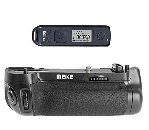Khalia-Foto Impugnatura Batteria Meike DR750 con Allarme grilletto remoto con Timer per Nikon D750 (Come MB-D16)