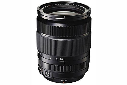 Fuji XF-18–135mm f/3,5–5,6OIS WR lente–negro