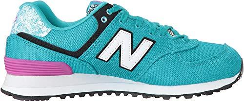 New Balance Schuhe WL 574 Pisces-Poisonberry (WL574ASC) 36 Gruen