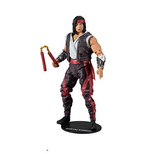 McFarlane - Mortal Kombat 7 Figures 5 - Liu Kang