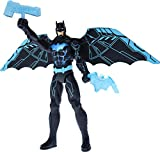 DC Comics Batman Bat-Tech 12-inch Deluxe Action Figure with Expanding Wings, Lights and Over 20 Sounds, Kids Toys for Boys