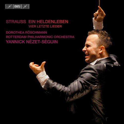 R. Strauss : Ein Heldenleben (Une vie de héros) / Vier letzte Lieder (Les quatre derniers Lieder)