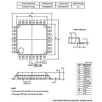 ルネサスエレクトロニクス マイコンIC RL78/G1F 16BIT 64KB FLASH 32LQFP R5F11BBEAFP#30