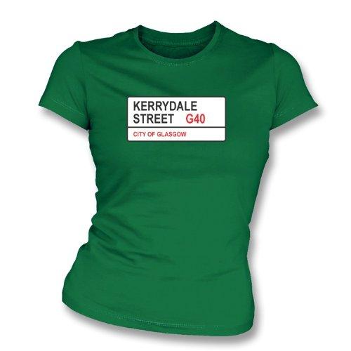 PunkFootball kerrydale Calle G40de la Mujer Camiseta Celta pequeño