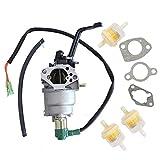 HQParts Carburetor Compatible with Northern Tool Powerhorse 7250 9000 Watt Generator 750142 9000ES