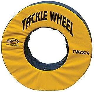 Fisher Football Tackle Wheel (28