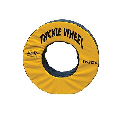 Fisher Football Tackle Wheel (28')