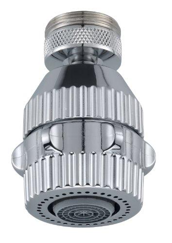 Perlator 11005498 Wasserspar-Küchenbrause SLC mit Reduzierung, M22xM24, verchromt