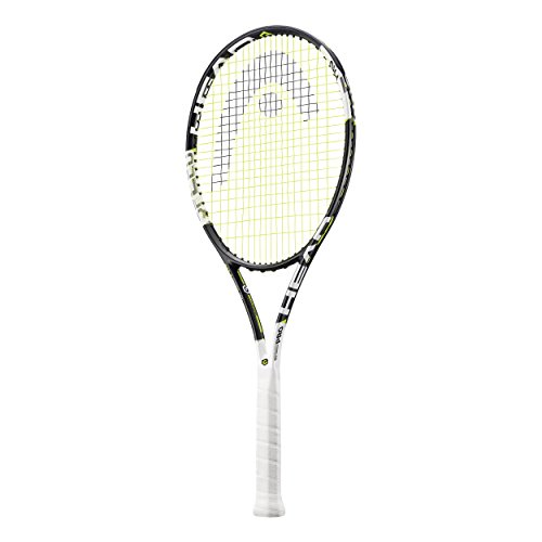 Head Graphene XT Speed Pro - Raqueta de Tenis, Color Negro/Verde/Blanco, Talla U40