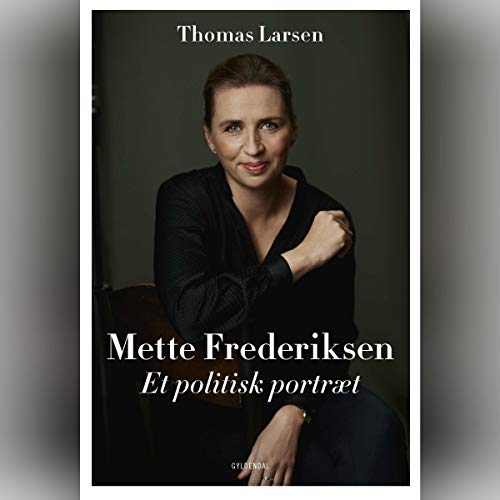 Mette Frederiksen audiobook cover art