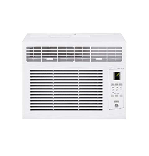 GE 6,000 BTU Electronic Window A...