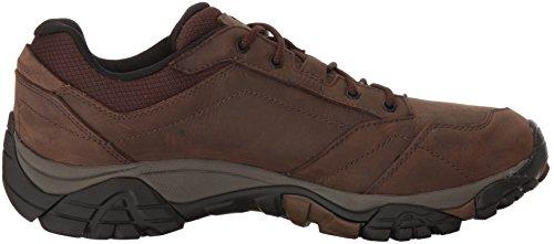 Merrell Men's Moab Adventure LACE WP Hiking Shoes, Brown (Dark Earth), 10 UK 44.5 EU
