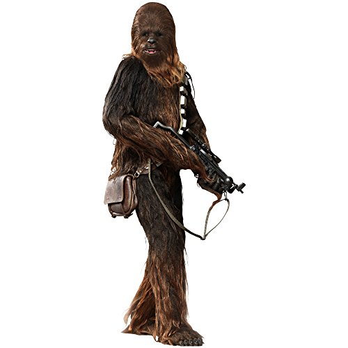 1:6 Scale Chewbacca Star Wars Episode 4 A New Hope Movie Masterpiece Series Figure - Hot Toys SS902267