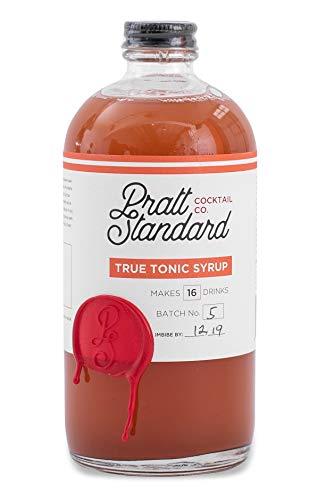 Pratt Standard, Tonic Syrup, 16 Ounce