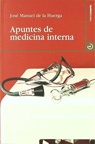 Apuntes De Medicina Interna (Cuadrante 9) de José Manuel de la Huerga Rodríguez (20 sep 2011) Tapa blanda