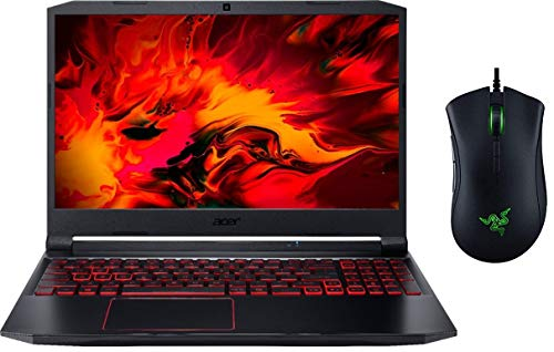 "Newest Acer Nitro 5 15.6"" FHD IPS Gaming Laptop 