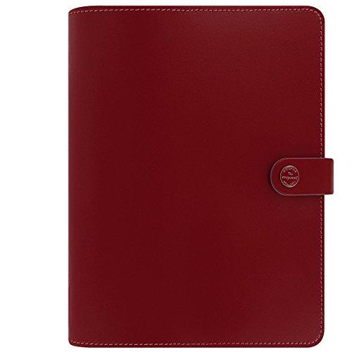 Filofax L022381 Agenda Originale, A5, Rosso Scuro