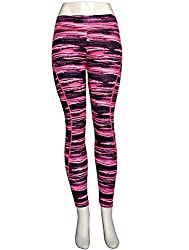 QUEERY Gym and Active Sports Fitness Leggings Tights for Women/Girls