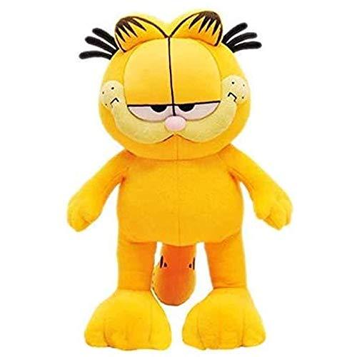 ZAIMA Juguete de Peluche de 40 cm Garfield gato de Peluche de juguete de Felpa Suave muñeco de Peluche