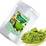 250g (0.55LB) GRADO SUPERIOR Pure Organic Matcha Tea Food Polvo de té verde molido 4 horas / cada té chino Té crudo sheng cha comida sana Comida verde