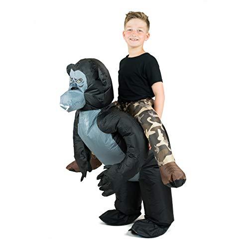 Bodysocks® Déguisement Gorille Gonflable Enfant