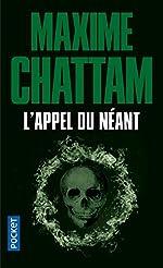 L'Appel du néant de Maxime CHATTAM
