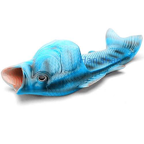 2. Fish Slippers