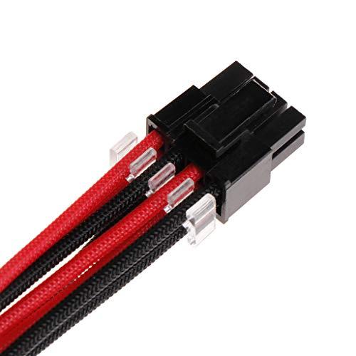ZOUCY transparante acryl kabel kam duidelijk dressoir voor 2 mm kabels 4/5/6/8/24 pin stuk