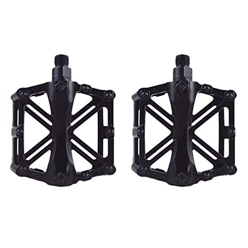 DS-Wang Bicycle Ball Pedals Ultralight Aluminum Alloy Mountain Bike Pedals Dead Fly Pedals Riding Equipment Bicycle