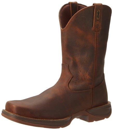 Durango Men's Rebel Pro Crimson Western Boot Square Toe