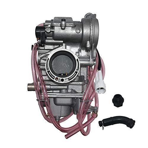 JDLLONG Carburetor Fits WR250F YZ250F Yamaha 2001-2013 2004-2009 Kawasaki KX250F Suzuki RMZ250 2004-2013 Honda CRF250X 2002-2016 Husqvarna TC250 TE250