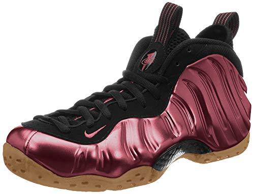 Nike 314996-601, Zapatillas de Baloncesto Hombre, Rojo (Night Maroon/Night Maroon/Black), 40 EU