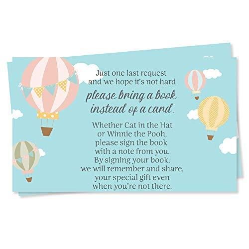 hot air balloon invitations - 7