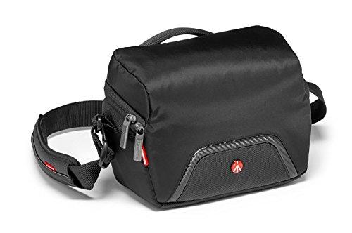 Manfrotto Compact 1 - Bolsa con asa para Hombro para CSC, Color Negro