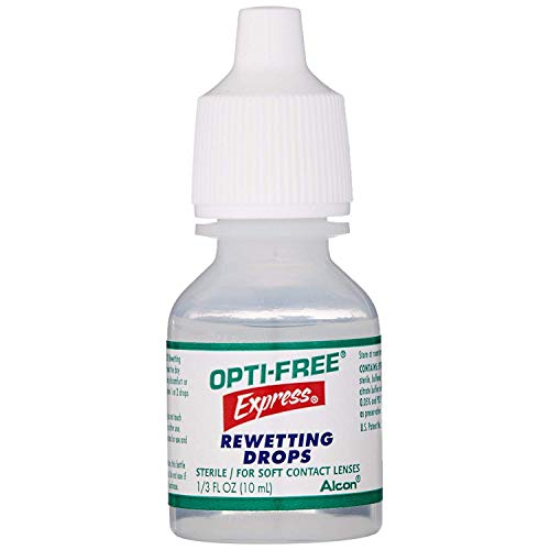 OPTI-FREE REWETTING Drops 10 ML