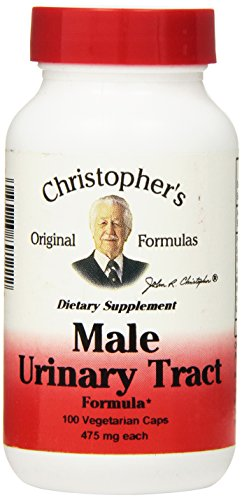 Dr Christopher's Formula Male Urinary Tract, 100 Count