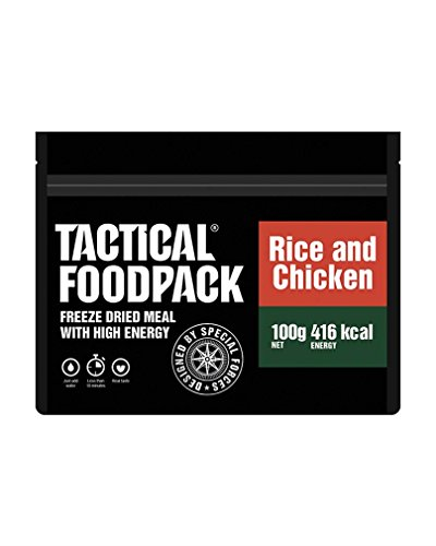 Foodpack Tactical Chicken and Rice