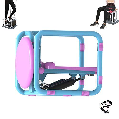 GHH Home Swing Stepper Übungsschritt Air Stepper Climber Fitnessgerät Klein und kompakt, Heim-Fitnessgeräte, Mini-Heimtrainer