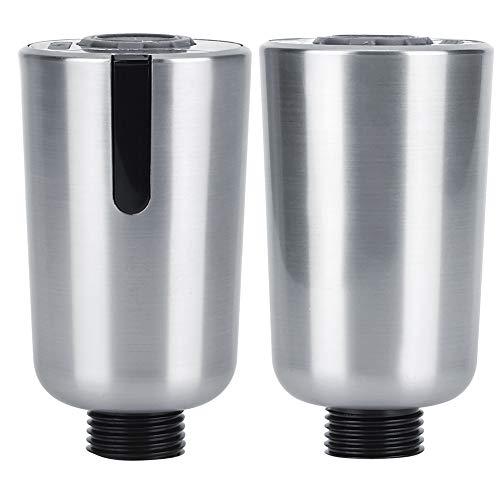 Jingyig Cabezal rociador de Grifo, Dispositivo de Ahorro de Agua, burbujeador de Grifo, Drenaje por inducción infrarroja, aireador de Grifo, para Sensor de Agua, Grifo de Cocina,