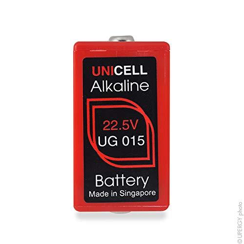 Unicell - Batterie Alkaline PX72-15F20 22.5V 100mAh