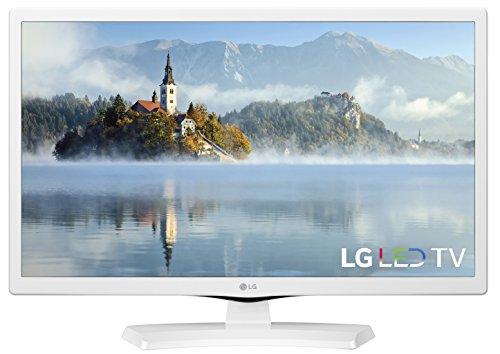 LG Electronics 24LJ4540-WU 24-Inch 720p LED HD TV, white