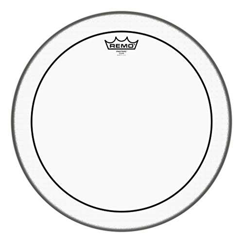 Remo Pinstripe Clear Drumhead, 16