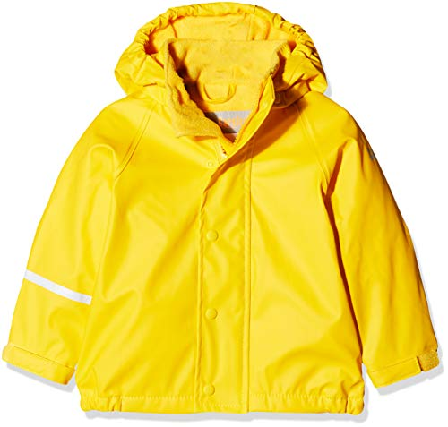 CareTec 550266 Veste Imperméable, Jaune (Yellow 324), 86