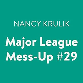 Major League Mess-Up #29 cover art