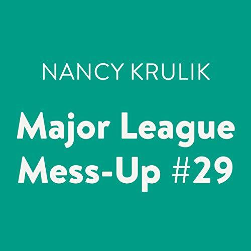 Major League Mess-Up #29 Titelbild