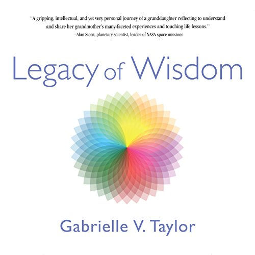 Legacy of Wisdom audiobook cover art